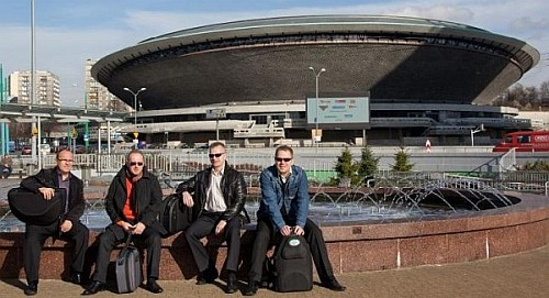 Śląski Kwartet Waltorniowy - gość Akademii Młodego Waltornisty 2012