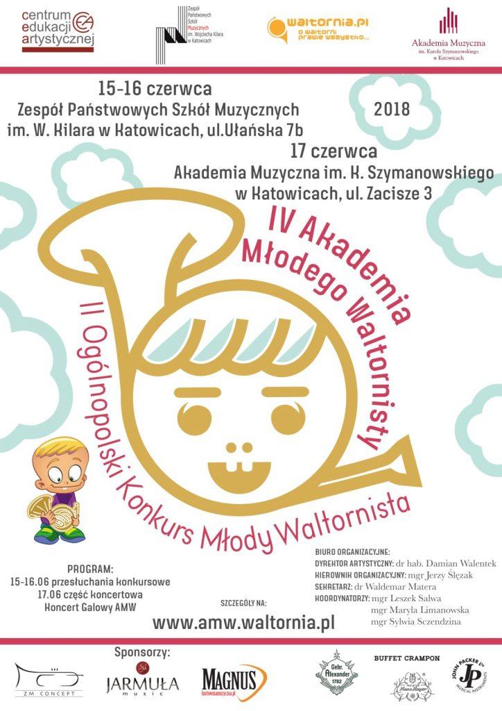 AMW 2018 plakat
